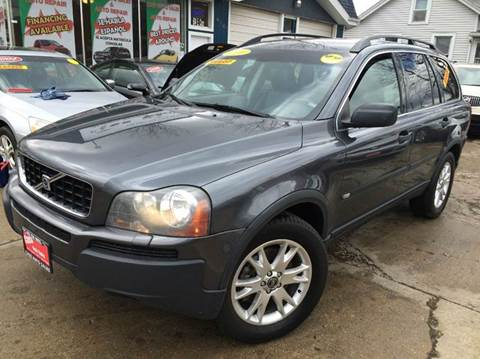 2006 Volvo XC90 for sale at Cass Auto Sales Inc in Joliet IL