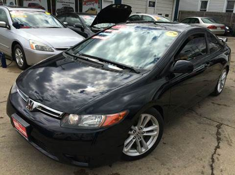 2006 Honda Civic for sale at Cass Auto Sales Inc in Joliet IL