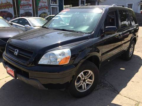 2004 Honda Pilot for sale at Cass Auto Sales Inc in Joliet IL