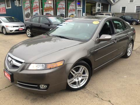 2007 Acura TL for sale at Cass Auto Sales Inc in Joliet IL
