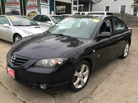 2004 Mazda MAZDA3 for sale at Cass Auto Sales Inc in Joliet IL
