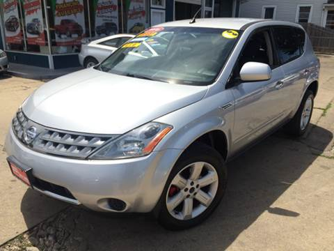2006 Nissan Murano for sale at Cass Auto Sales Inc in Joliet IL