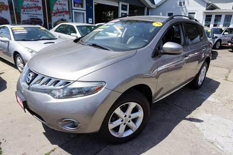 2009 Nissan Murano for sale at Cass Auto Sales Inc in Joliet IL