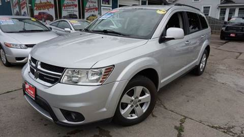 2011 Dodge Journey for sale at Cass Auto Sales Inc in Joliet IL