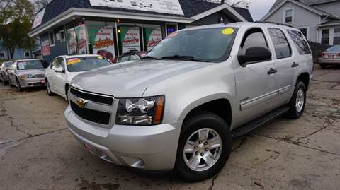 2010 Chevrolet Tahoe for sale at Cass Auto Sales Inc in Joliet IL