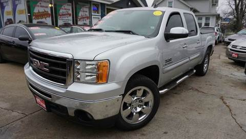 2011 GMC Sierra 1500 for sale at Cass Auto Sales Inc in Joliet IL