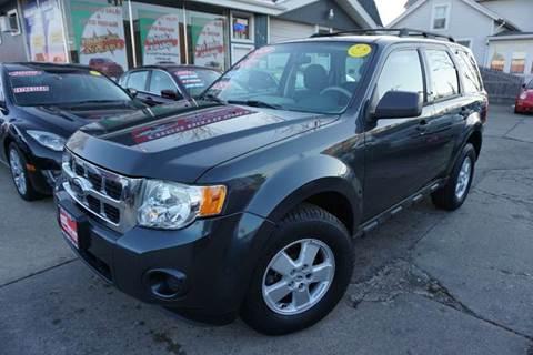 2009 Ford Escape for sale at Cass Auto Sales Inc in Joliet IL
