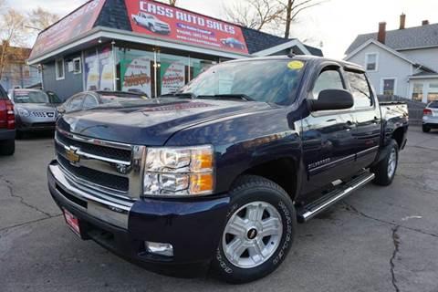 2011 Chevrolet Silverado 1500 for sale at Cass Auto Sales Inc in Joliet IL