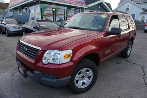 2006 Ford Explorer for sale at Cass Auto Sales Inc in Joliet IL
