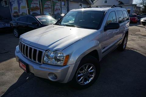 2007 Jeep Grand Cherokee for sale at Cass Auto Sales Inc in Joliet IL