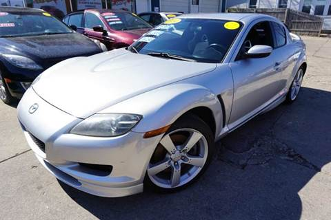 2004 Mazda RX-8 for sale at Cass Auto Sales Inc in Joliet IL