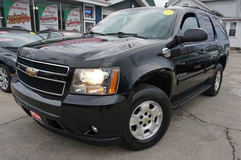 2009 Chevrolet Tahoe for sale at Cass Auto Sales Inc in Joliet IL