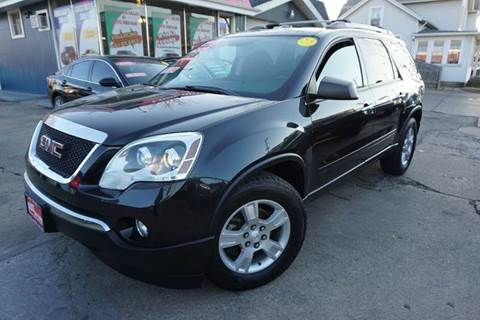 2012 GMC Acadia for sale at Cass Auto Sales Inc in Joliet IL