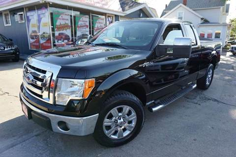 2009 Ford F-150 for sale at Cass Auto Sales Inc in Joliet IL