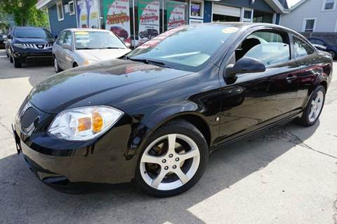 2007 Pontiac G5 for sale at Cass Auto Sales Inc in Joliet IL