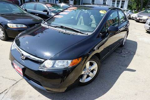 2007 Honda Civic for sale at Cass Auto Sales Inc in Joliet IL