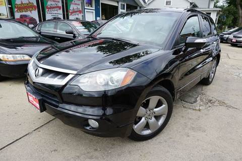 2008 Acura RDX for sale at Cass Auto Sales Inc in Joliet IL