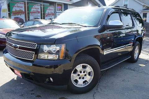 2007 Chevrolet Tahoe for sale at Cass Auto Sales Inc in Joliet IL