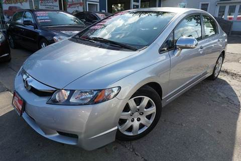 2010 Honda Civic for sale at Cass Auto Sales Inc in Joliet IL