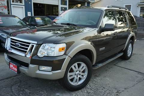 2008 Ford Explorer for sale at Cass Auto Sales Inc in Joliet IL