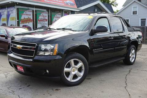 2010 Chevrolet Avalanche for sale at Cass Auto Sales Inc in Joliet IL