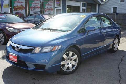 2009 Honda Civic for sale at Cass Auto Sales Inc in Joliet IL
