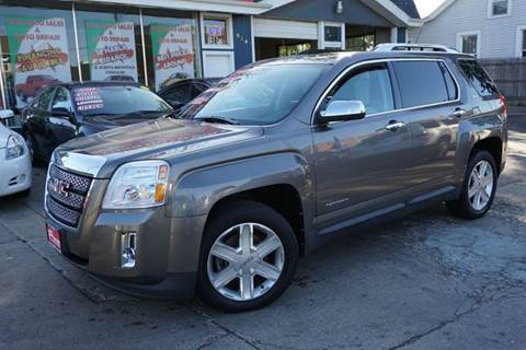 2010 GMC Terrain for sale at Cass Auto Sales Inc in Joliet IL
