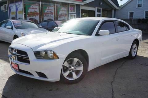 2013 Dodge Charger for sale at Cass Auto Sales Inc in Joliet IL