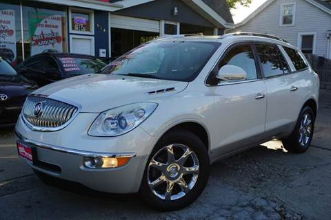 2008 Buick Enclave for sale at Cass Auto Sales Inc in Joliet IL