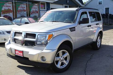 2007 Dodge Nitro for sale at Cass Auto Sales Inc in Joliet IL