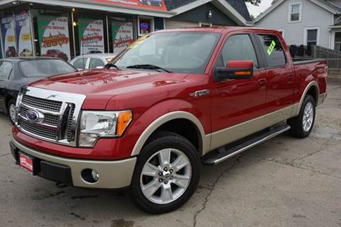 2010 Ford F-150 for sale at Cass Auto Sales Inc in Joliet IL