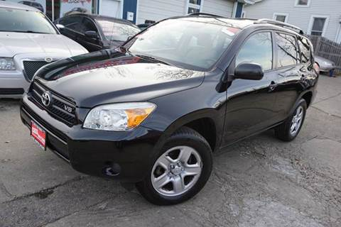 2008 Toyota RAV4 for sale at Cass Auto Sales Inc in Joliet IL