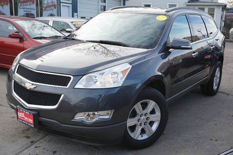 2011 Chevrolet Traverse for sale at Cass Auto Sales Inc in Joliet IL