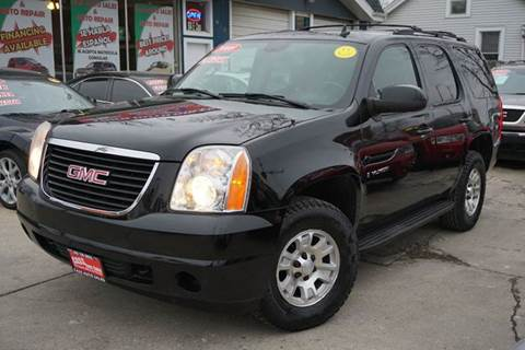 2008 GMC Yukon for sale at Cass Auto Sales Inc in Joliet IL