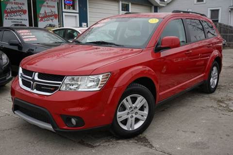 2012 Dodge Journey for sale at Cass Auto Sales Inc in Joliet IL