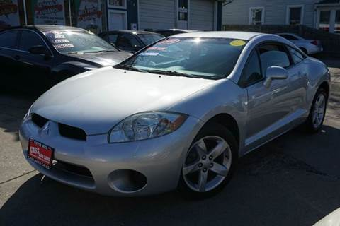 2007 Mitsubishi Eclipse for sale at Cass Auto Sales Inc in Joliet IL
