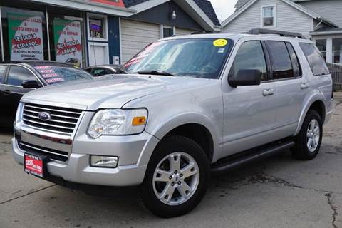 2010 Ford Explorer for sale at Cass Auto Sales Inc in Joliet IL