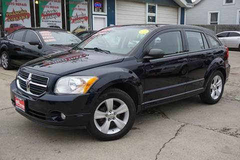 2011 Dodge Caliber for sale at Cass Auto Sales Inc in Joliet IL