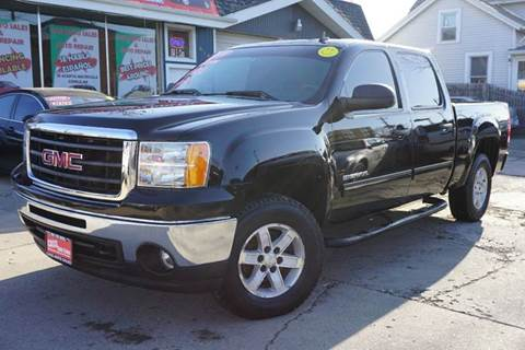 2010 GMC Sierra 1500 for sale at Cass Auto Sales Inc in Joliet IL