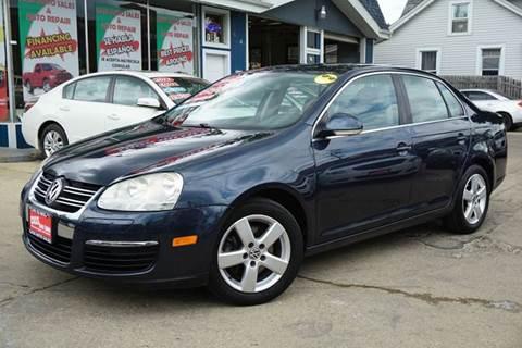 2008 Volkswagen Jetta for sale at Cass Auto Sales Inc in Joliet IL