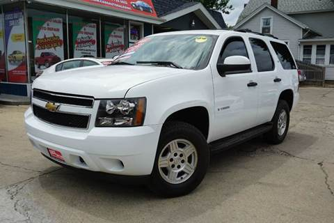 2008 Chevrolet Tahoe for sale at Cass Auto Sales Inc in Joliet IL
