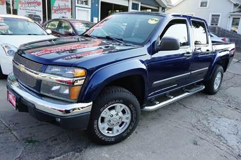 2004 Chevrolet Colorado for sale at Cass Auto Sales Inc in Joliet IL