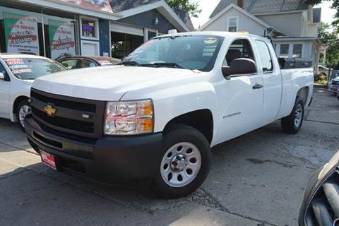2012 Chevrolet Silverado 1500 for sale at Cass Auto Sales Inc in Joliet IL