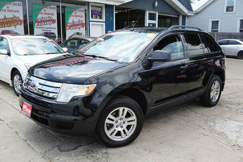 2010 Ford Edge for sale at Cass Auto Sales Inc in Joliet IL