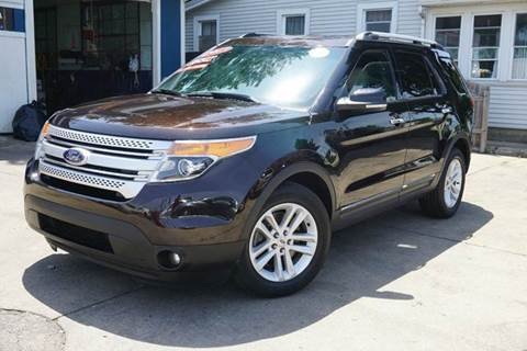 2013 Ford Explorer for sale at Cass Auto Sales Inc in Joliet IL