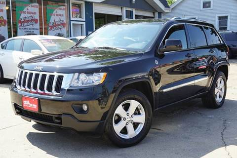 2011 Jeep Grand Cherokee for sale at Cass Auto Sales Inc in Joliet IL