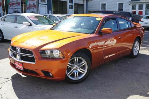 2011 Dodge Charger for sale at Cass Auto Sales Inc in Joliet IL