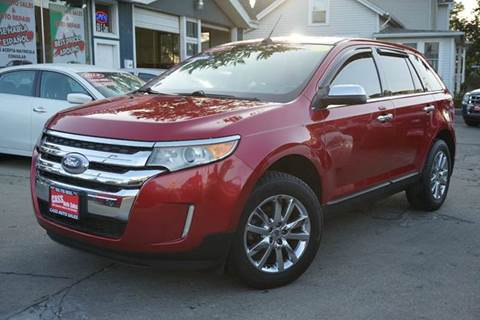 2011 Ford Edge for sale at Cass Auto Sales Inc in Joliet IL