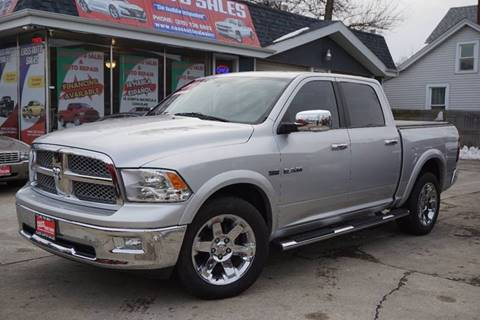 2010 Dodge Ram Pickup 1500 for sale at Cass Auto Sales Inc in Joliet IL