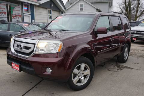 2009 Honda Pilot for sale at Cass Auto Sales Inc in Joliet IL